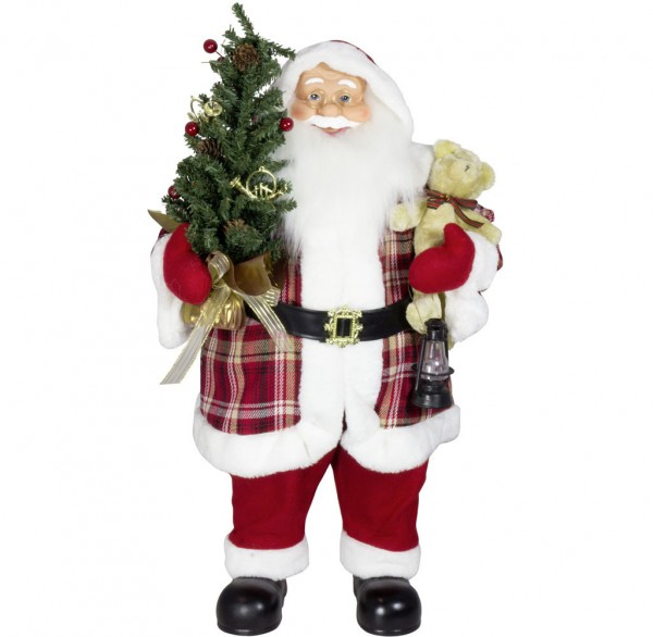 Weihnachtsmann 80cm Carlo