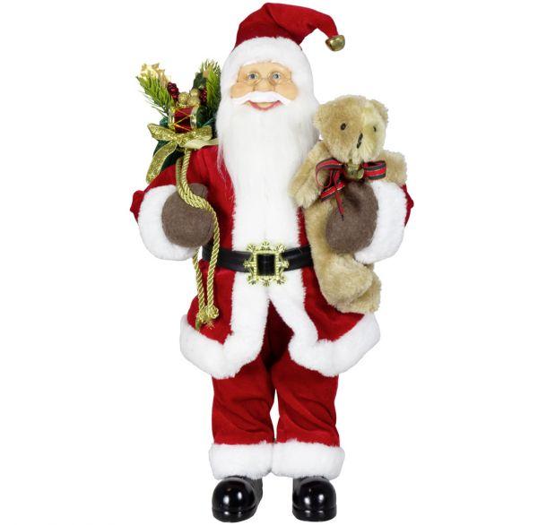 Weihnachtsmann 45cm Hubert