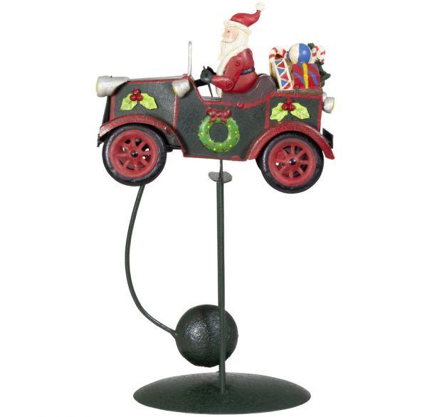 Tischdeko Balance Pendel Auto Höhe 32m