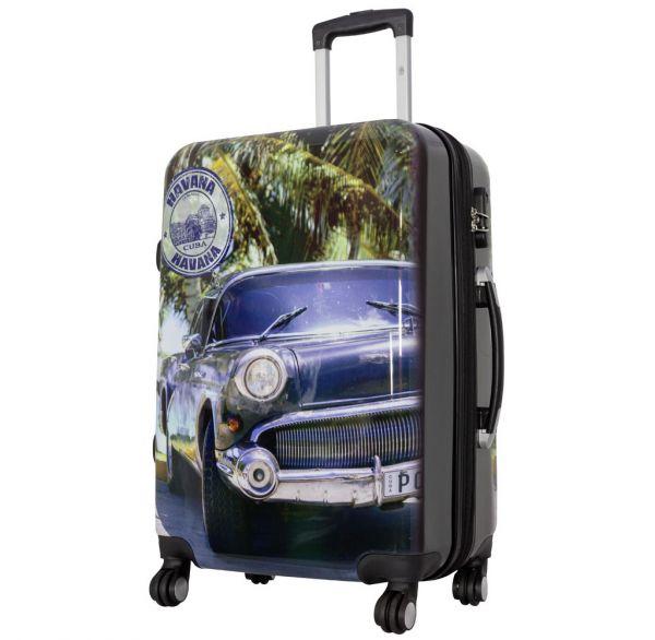 Polycarbonat Koffer Havana Größe S
