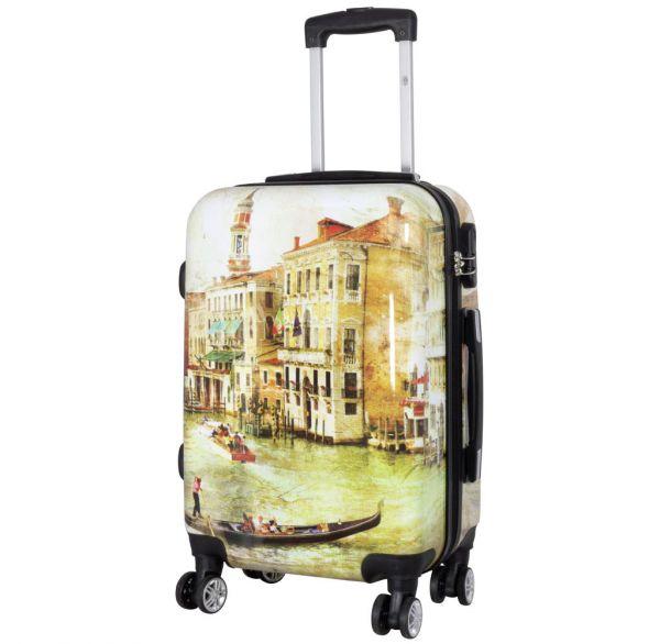 Polycarbonat-Koffer Venedig Größe S