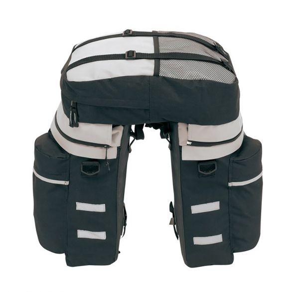 Fahrradtasche Set 3tlg für Gepäckträger