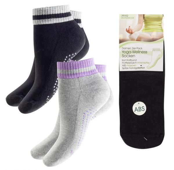 Yoga-Socken für Damen Sportsocken