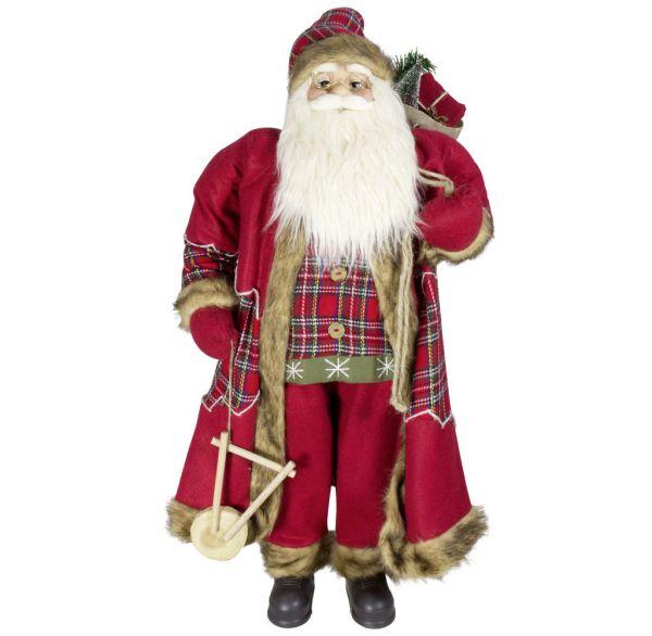 Weihnachtsmann 80cm Mika