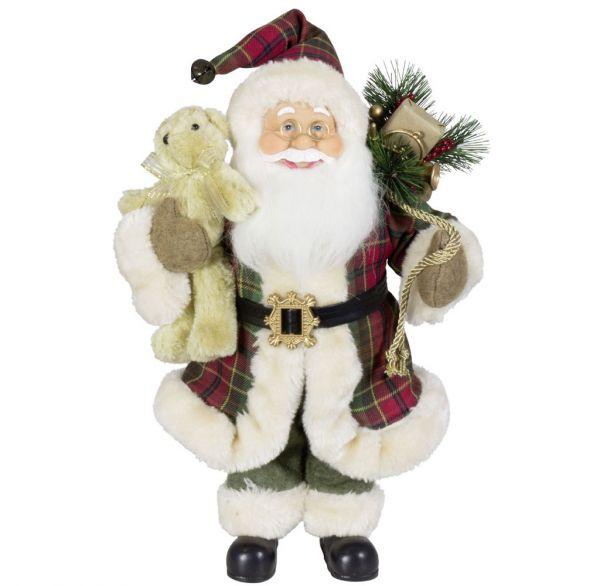 Weihnachtsmann 45cm Hendrik