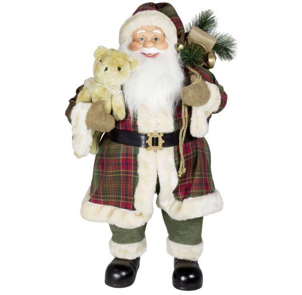 Weihnachtsmann 80cm Hendrik