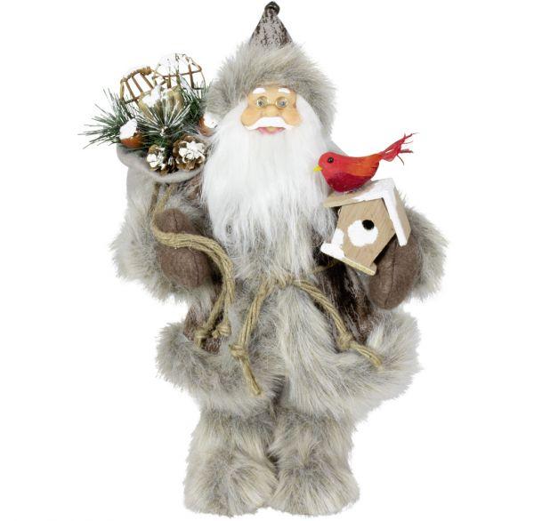 Weihnachtsmann 30cm Birk