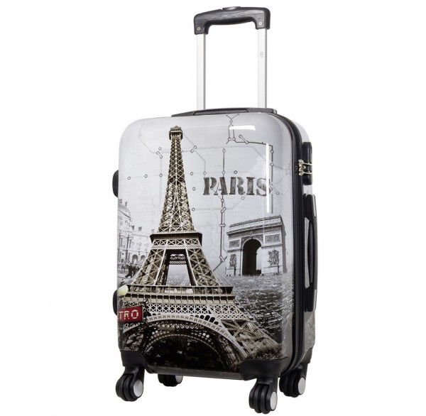 Polycarbonat Koffer Paris Größe S