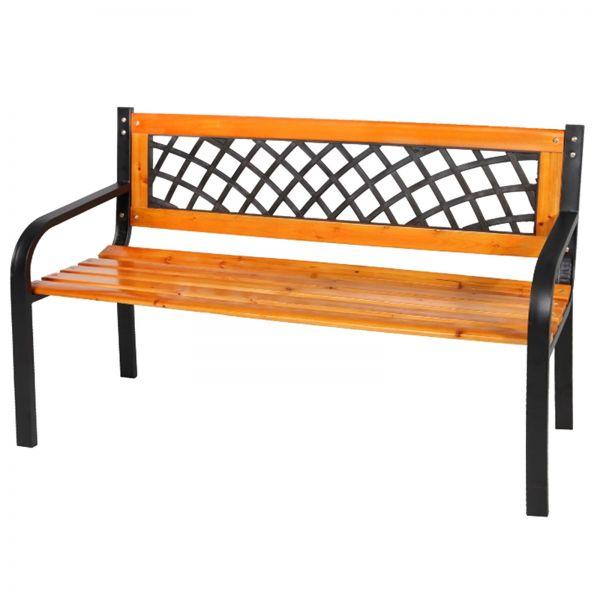 Gartenbank 2-Sitzer ca. 120cm