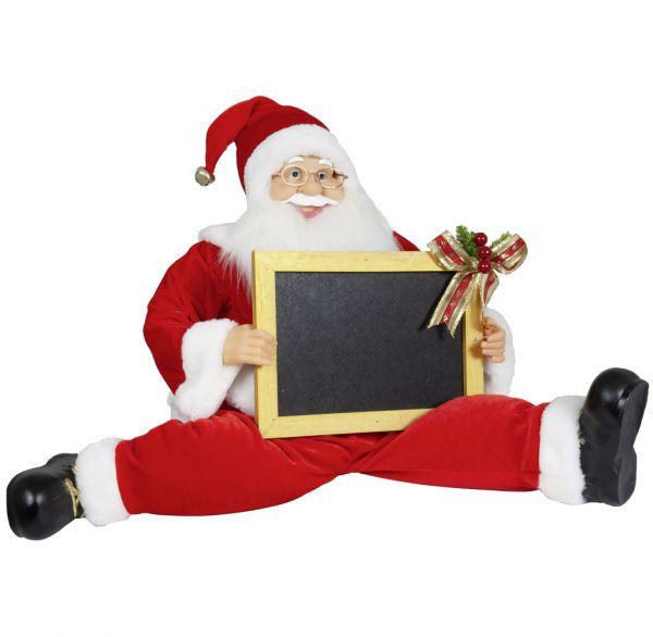 Weihnachtsmann 60cm flexible Beine