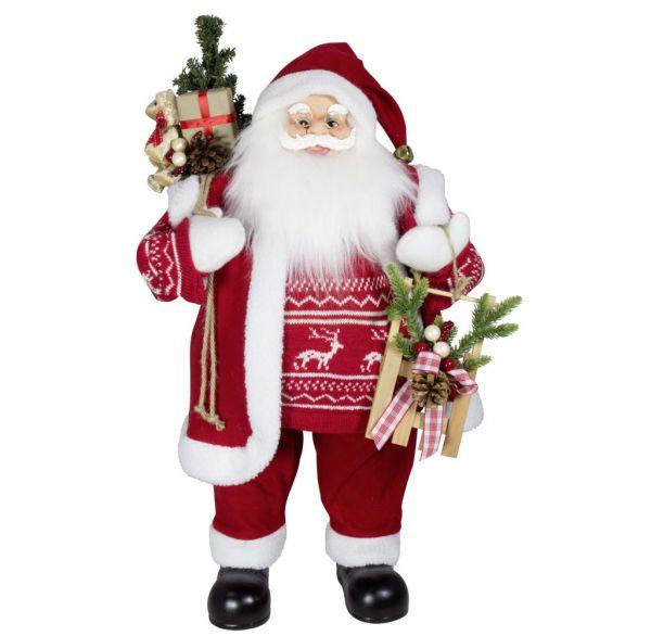 Weihnachtsmann 80cm Heiner