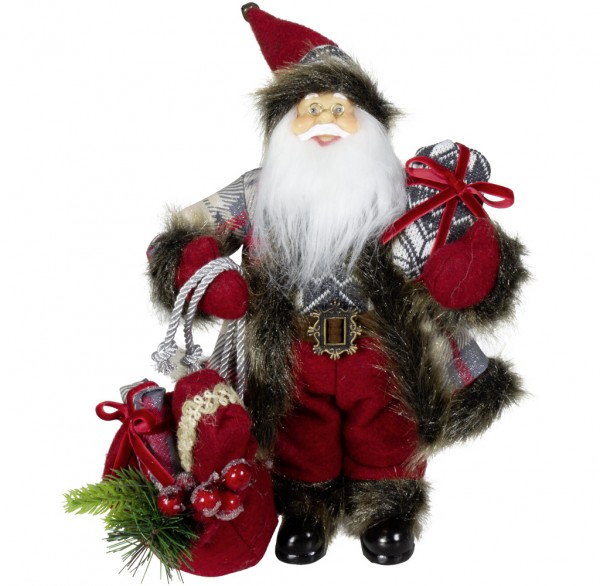 Weihnachtsmann 30cm Darius