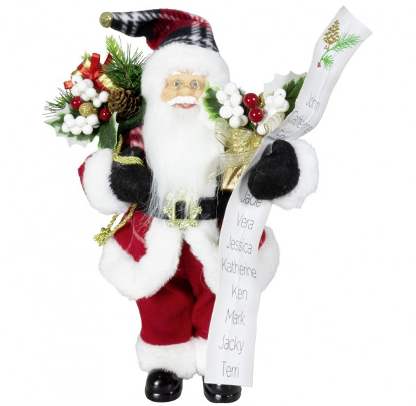 Weihnachtsmann 30cm Till
