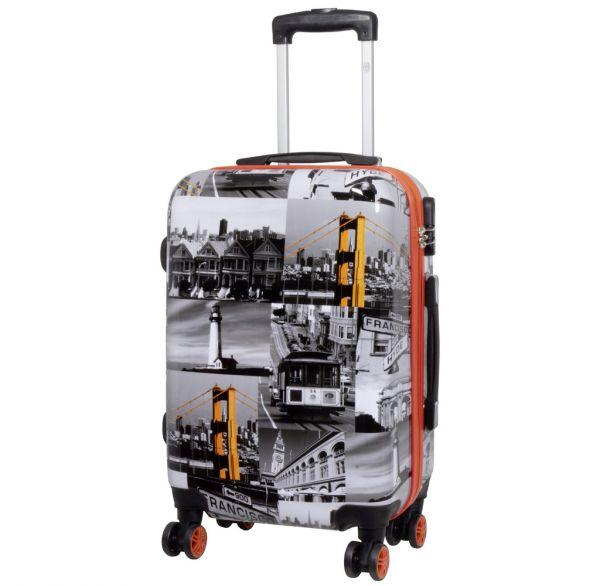 Polycarbonat-Koffer San Francisco Größe S