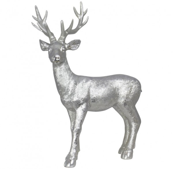 Jagdfigur Tierfigur Hirsch Größe ca.49cm