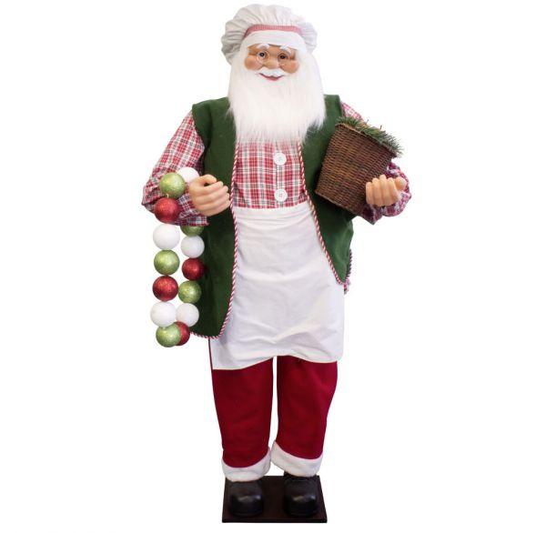 Weihnachtsmann 150cm Koch