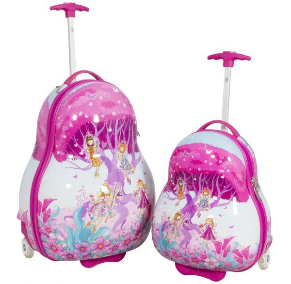 Kinder und Kofferset 2tlg Elfen