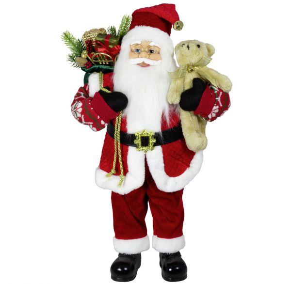 Weihnachtsmann 60cm Bastian